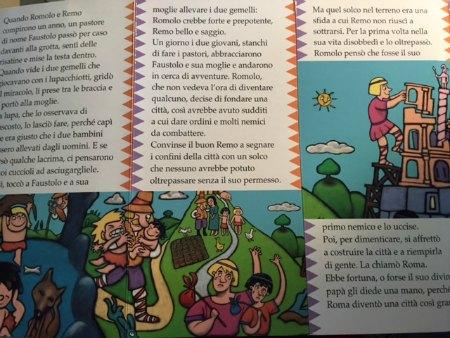 letture bambini prima elementare voltapagina