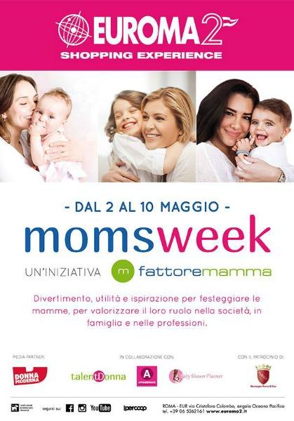 moms week euroma2 programma 2
