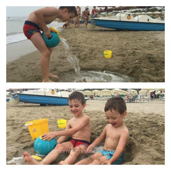 Giochi da spiaggia Quut Family Nation 1