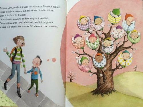 albero dei bambini Gallucci
