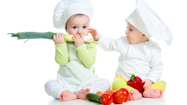 alimentazione vegetariana per bambini 2
