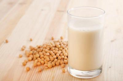 latte di soia bambini