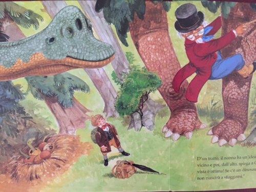 qualcuno ha visto un dinosauro 3