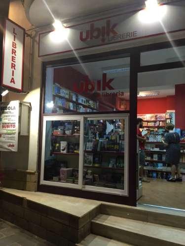 Libreria Ubik Marina di Ragusa 2