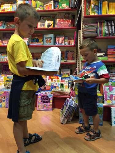 Libreria Ubik Marina di Ragusa 3