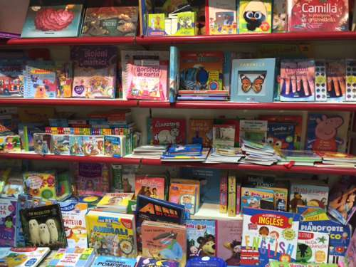 Libreria Ubik Marina di Ragusa