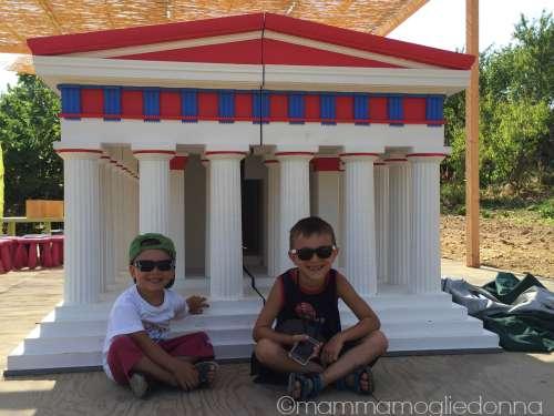 Valle dei Templi con i bambini 2