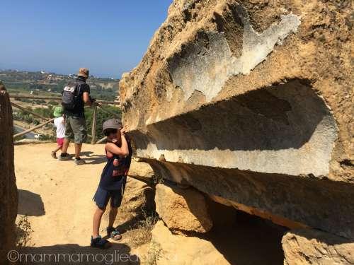 Valle dei Templi con i bambini 9