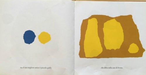 censura piccolo blu e piccolo giallo
