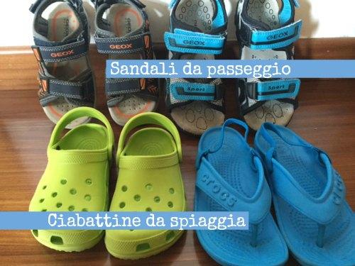 valigia dei bambini per il mare 4