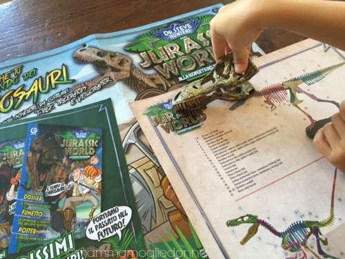 bambini piacciono dinosauri dr steve hunters 2