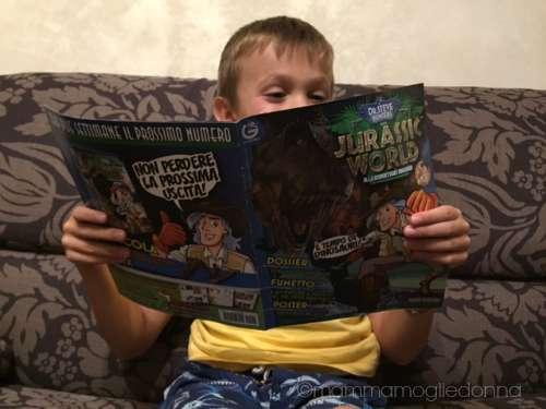bambini piacciono dinosauri dr steve hunters 4