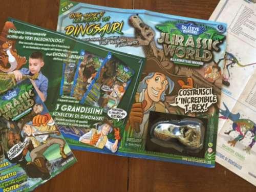 bambini piacciono dinosauri dr steve hunters