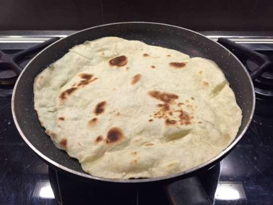 ricetta piadine senza strutto 2