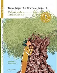 albero della memoria Anna Sarfatti