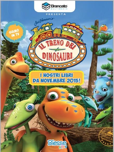 treno dei dinosauri