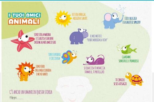proteggere bambini dal sole BioNike 2