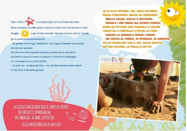 proteggere bambini dal sole BioNike 5