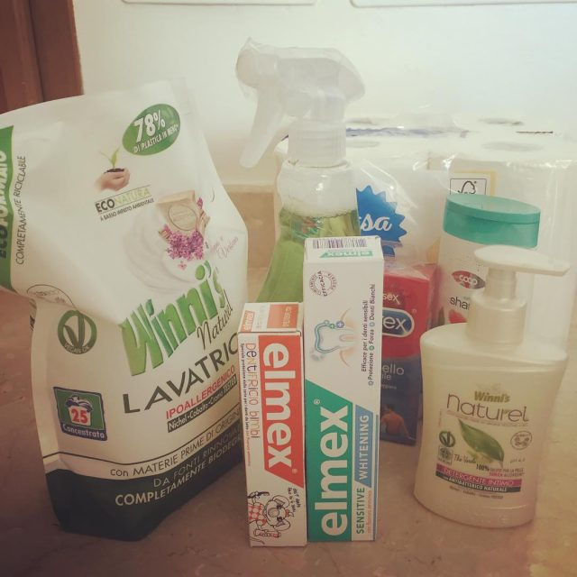 I miei prodotti preferiti direttamente a casa con easycoopofficial Vihellip