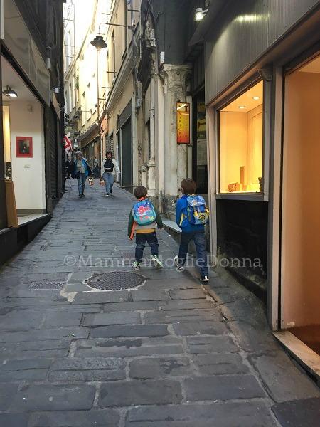 Un weekend a Genova con i bambini: