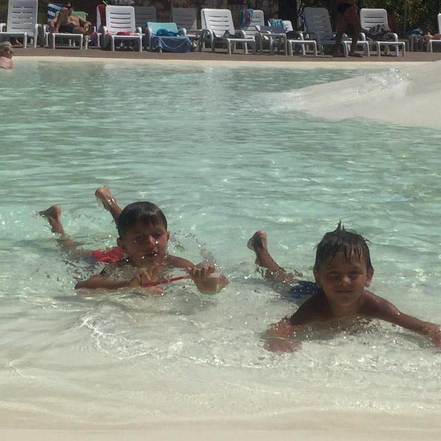 Son stati in piscina ininterrottamente da stamattina alle 930 finohellip