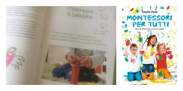 Il metodo montessori per tutti il libro di claudia porta mammamogliedonna - Porta libri montessori ...