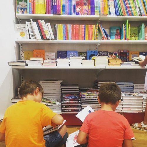 Trasmettere l'amore per i libri ai bambini
