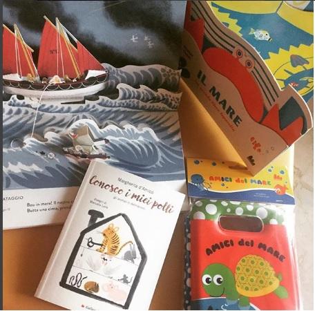 Libri per bambini sul mare - GALLUCCI 2017