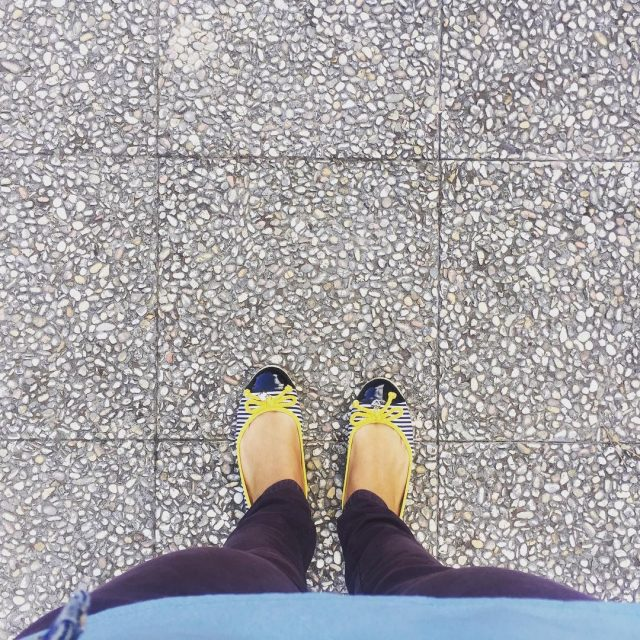Un passo avanti allaltro e col sole  in tascahellip