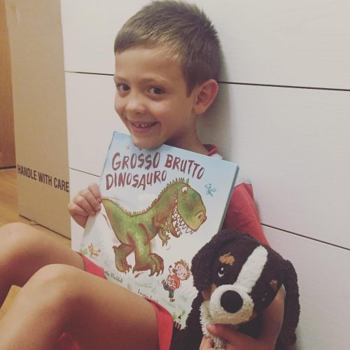 Insegnare ai bambini ad amare i libri