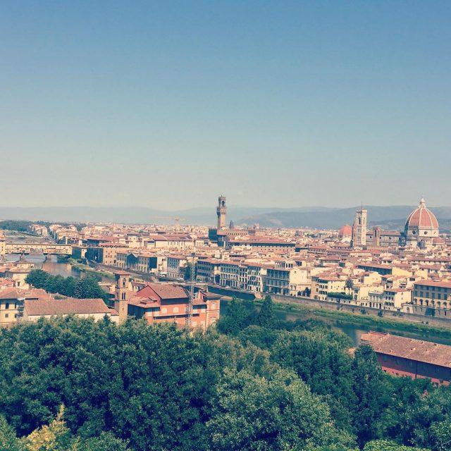 Firenze  una citt che amo  cos orgogliosa coshellip