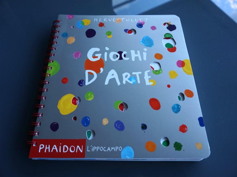 51ead09d2c3f38 Giochi d'arte di Hervé Tullet è stupendo: creativo, ispirante, motivante,  incredibilmente colorato, bello, vario, stimolante. Le pagine sono  colorate, ...