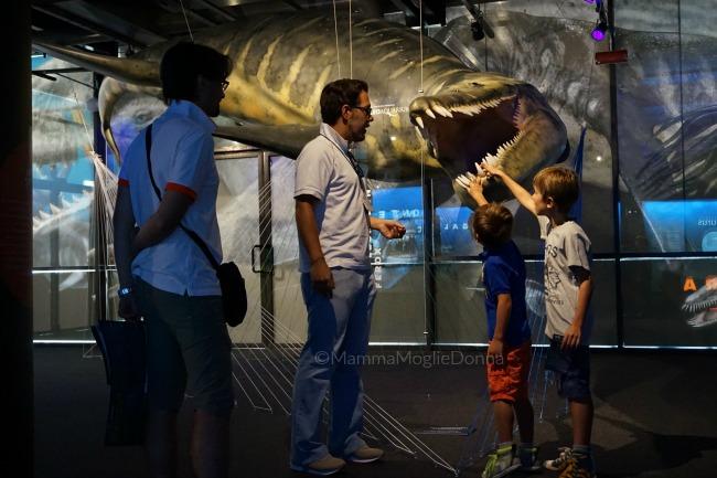 Paoleoaquarium in mostra a Genova il mare al tempo dei dinosauri 7