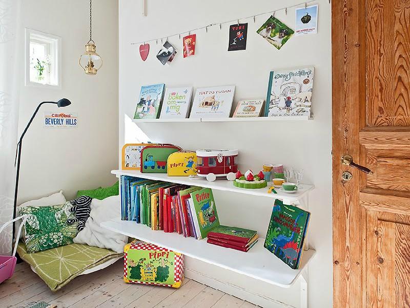 Angolo Lettura Per Bambini : Come creare un angolo lettura per bambini mammamogliedonna