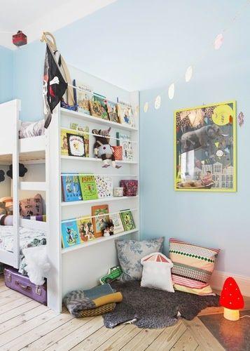 angolo lettura per bambini 2
