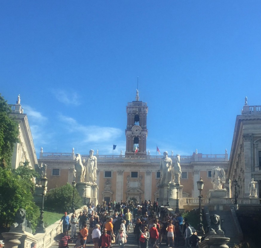 Visita guidata per bambini al Colle Capitolino