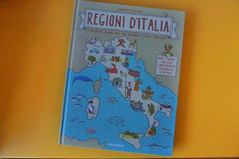 Conosciuto Regioni d'Italia per bambini- scuola elementare | MammaMoglieDonna TC72