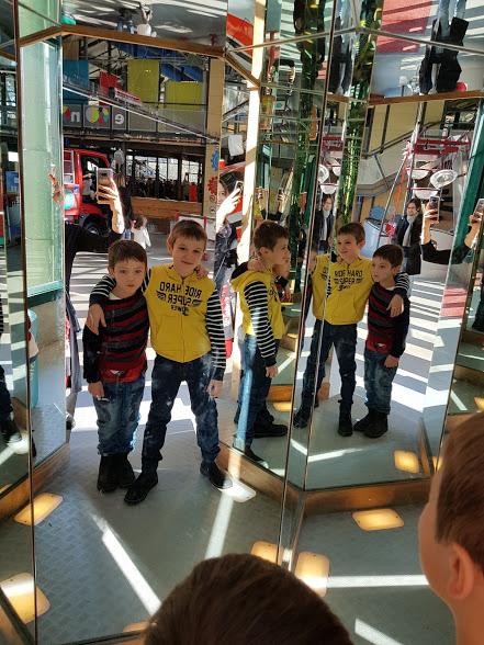 Museo Explora bambini Roma 1