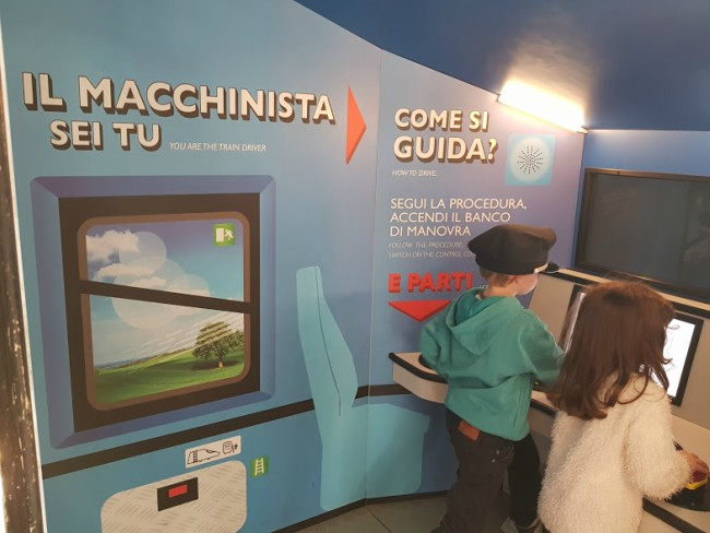 Museo Explora bambini Roma 5