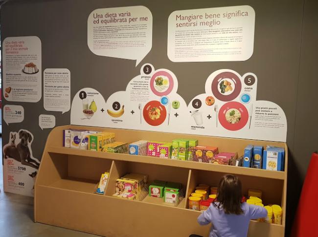 Museo Explora bambini Roma 6