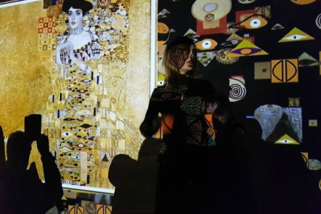 mostra klimt experience 4