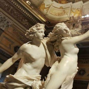 galleria borghese bernini roma