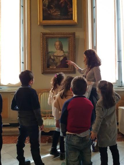 Visita Galleria Borghese con i bambini con Mamma Cult 6