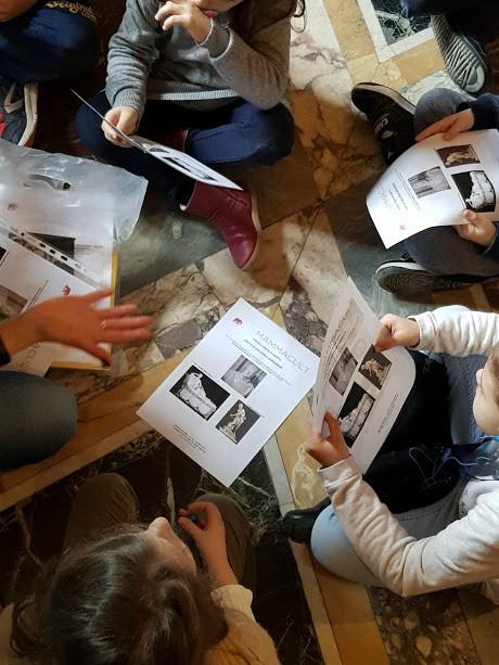 Visita Galleria Borghese con i bambini con Mamma Cult 3