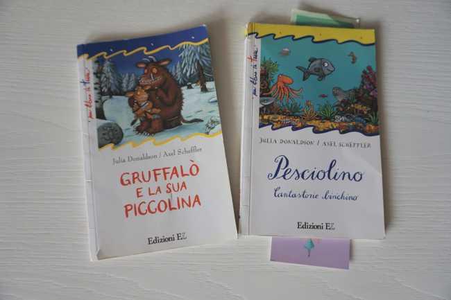 libri per iniziare a leggere da soli