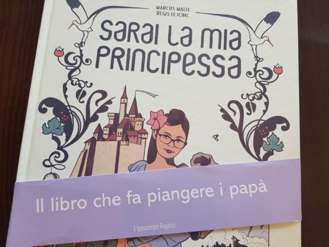 Sarai La Mia Principessa Libro Da Regalare Al Papà Mammamogliedonna