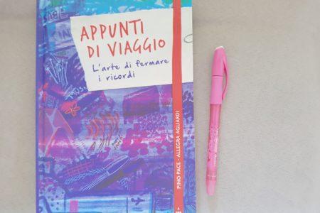 Come scrivere un diario di viaggio: carnet de voyage