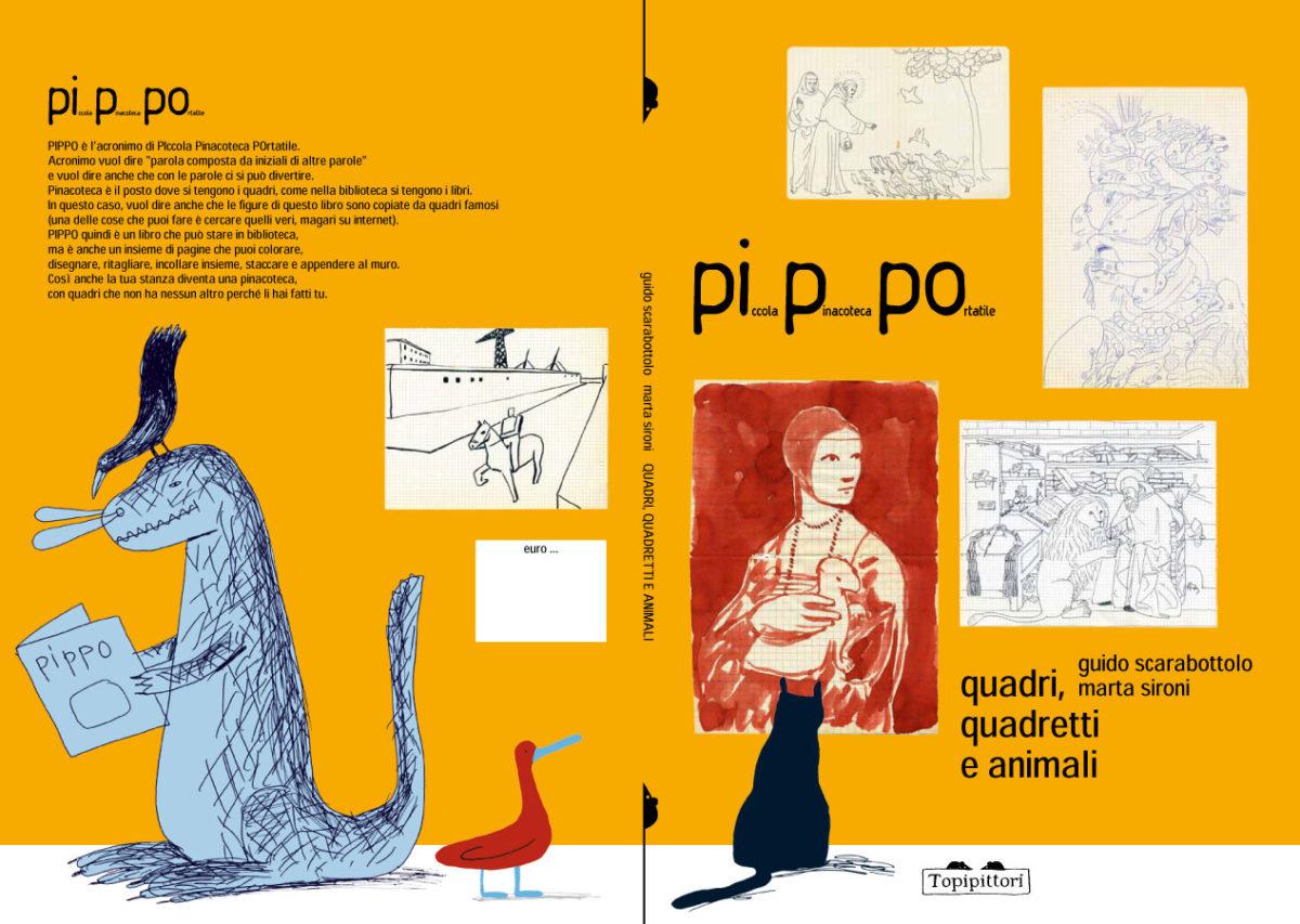 ead50edb41bf43 La pinacoteca sta ai quadri come la biblioteca ai libri, la Pinacoteca  Portatile di Topipittori vuole essere un libro ispirato a quadri famosi, ...