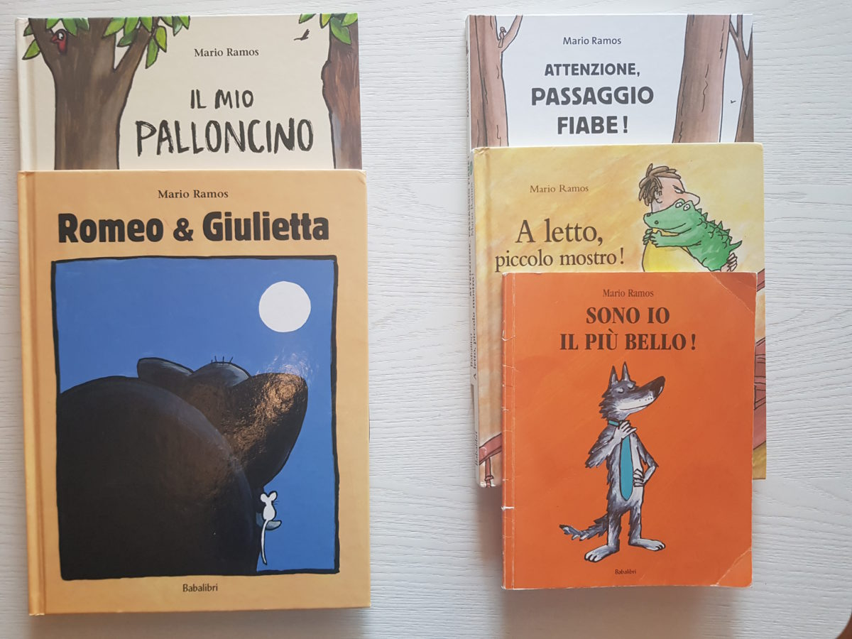 libri di Mario Ramos