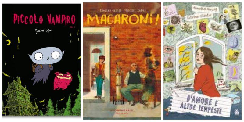 0141a71210a9 Finalisti del Premio Andersen per il miglior libro a fumetti: